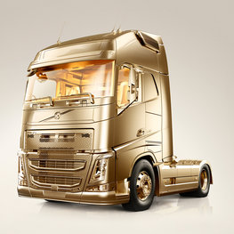 Contract Volvo Gold: promisiune de disponibilitate 100%