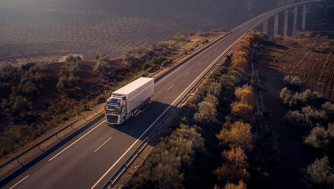 New Volvo FH with I-Save