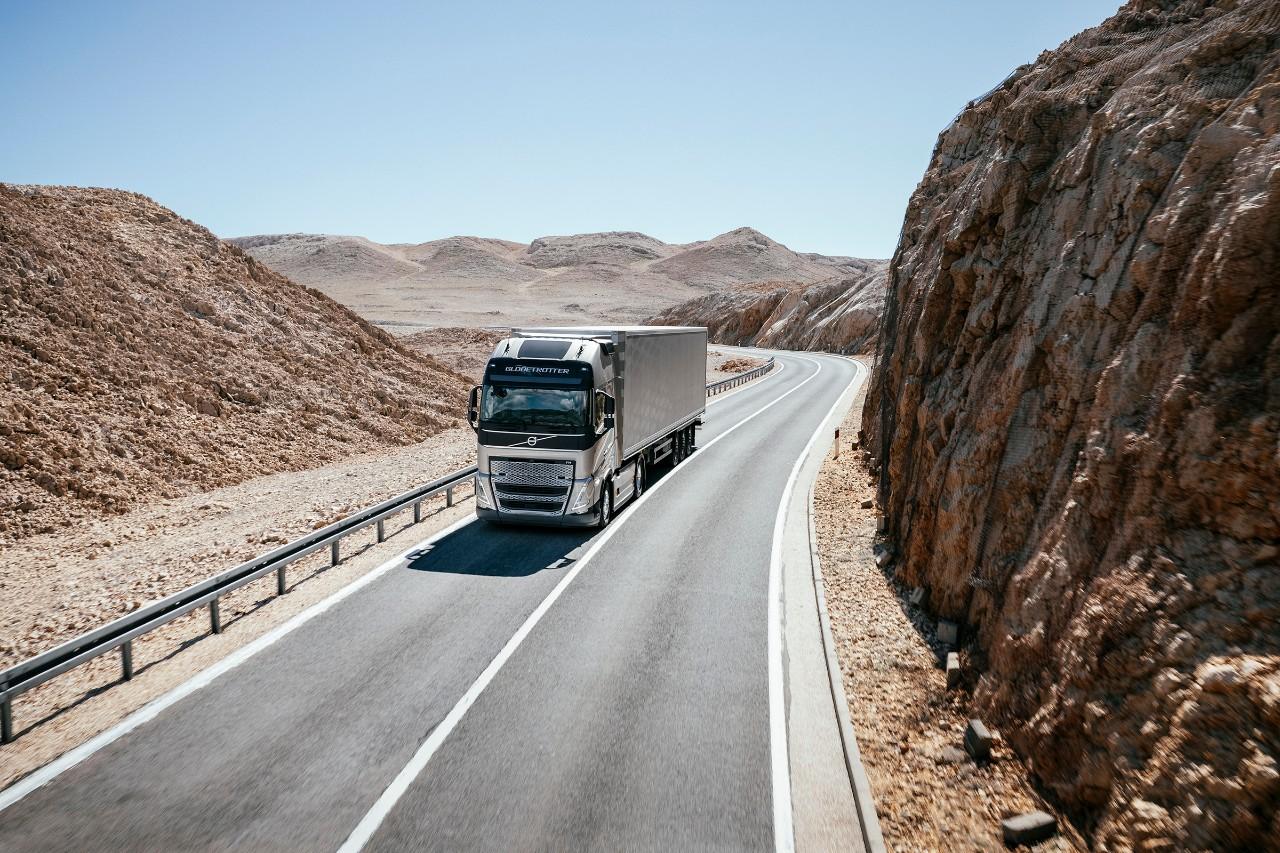 Actualizare software I-Shift pentru transport de mare tonaj