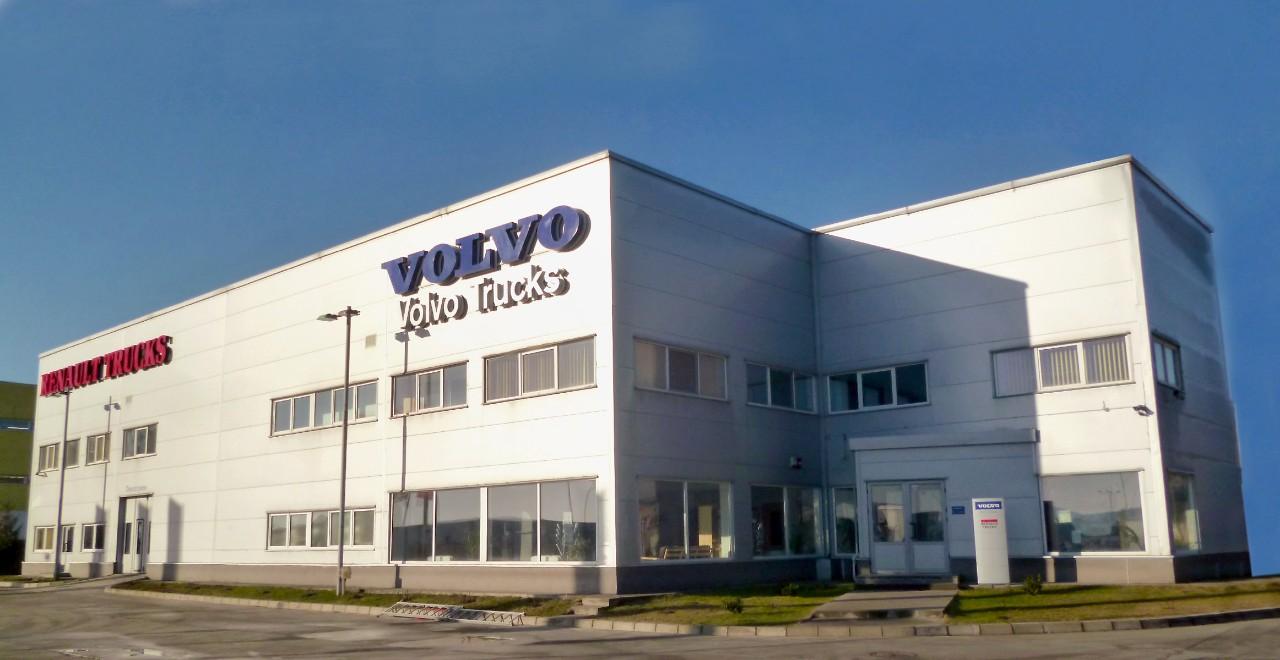 Volvo Trucks Center Bacău