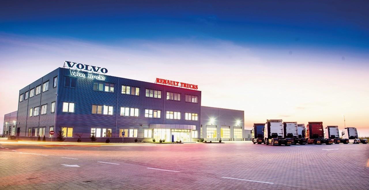 Volvo Trucks Center Bucureşti