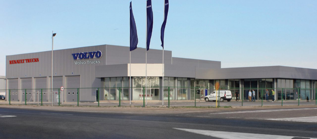 Volvo Trucks Center Buzău
