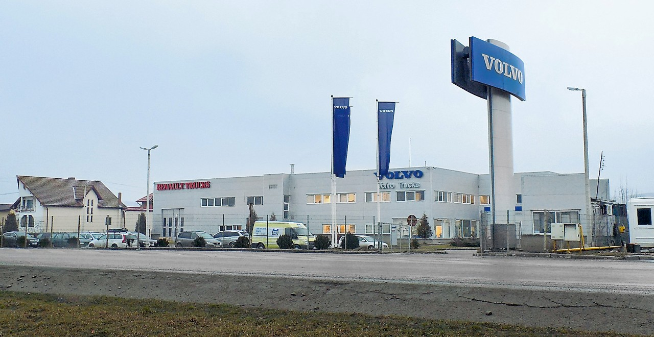 Volvo Trucks Center Cluj