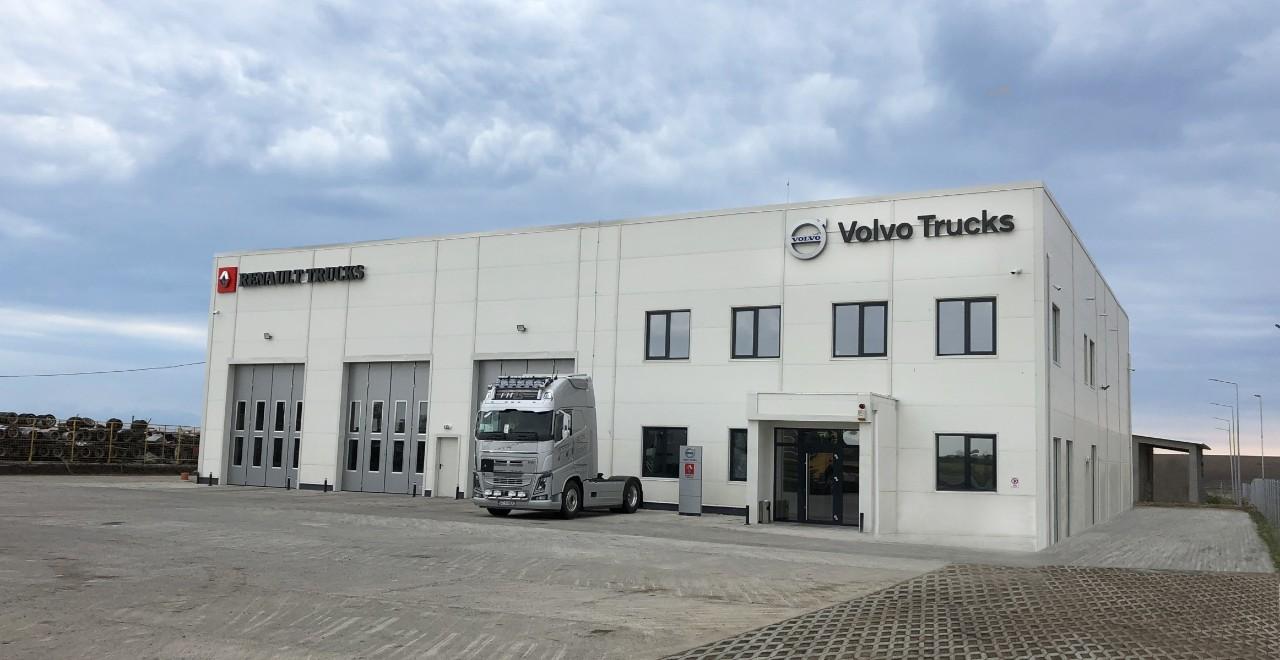 Volvo Trucks Center Constanţa