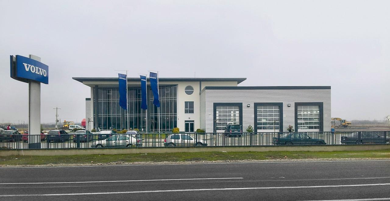 Volvo Trucks Center Timişoara