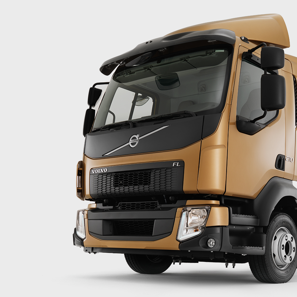 Volvo FL specifications cab studio